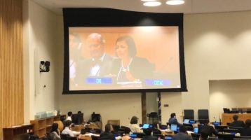 MMLA President at UNCITRAL in New York