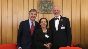 Dr Ann Fenech elected CMI Vice President